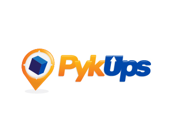 Logo design for PykUps