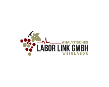 Logo design for Analytisches Labor Link GmbH