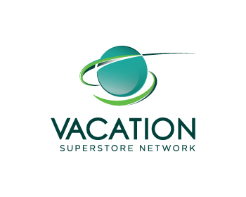 Vacation Superstore Network logo design