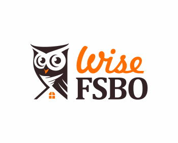 Wise FSBO logo design