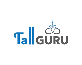 Tall Guru logo design