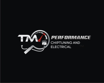 TM Performance logo design