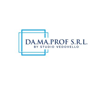 Logo design for DA.MA.PROF S.R.L.  by Studio Vedovello