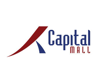 Capital Mall logo design