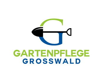 Logo design for Gartenpflege Grosswald