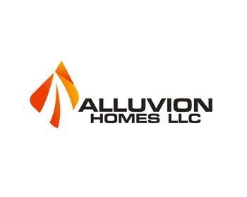 Alluvion homes llc logo design contest logo designs by him555 for Design homes llc