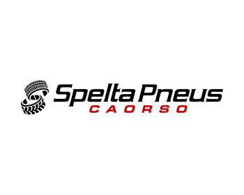 Logo design for Spelta Pneus Caorso