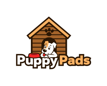 Puppy Pads logo design