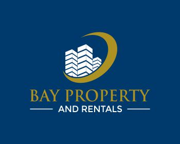 Bay property logo design