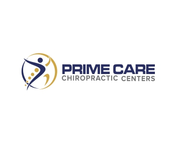 Logo design for Prime Care Chiropractic Centers