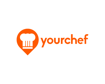 YOURCHEF logo design