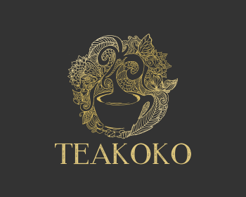 Retail logo design for Teakoko