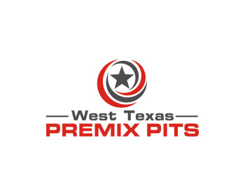 West Texas Premix Pits logo design