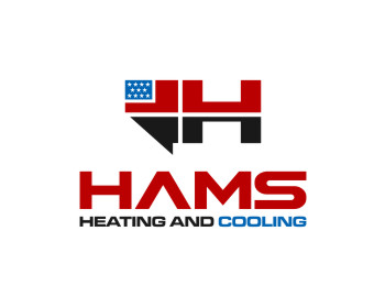 Logo design for Hams Mechanical Group