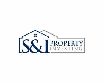 S&I Property Investing logo design