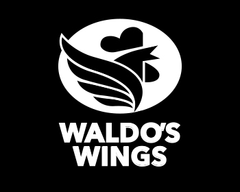 Logo design for Waldo's Wings