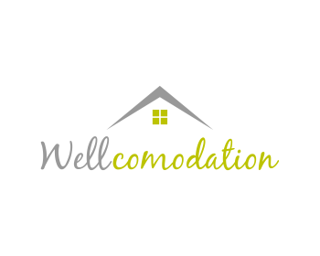 Logo design for WELLCOMODATION