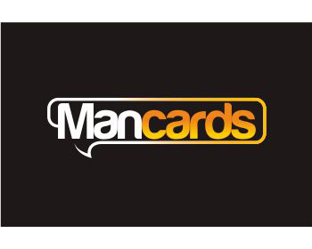 Mancards Media, LLC logo design