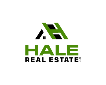 Hale Real Estate logo design