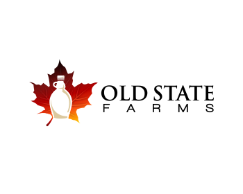 Old State Farms logo design