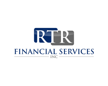 RTR Financial Services, INC. logo design