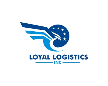 Loyal Logistics Inc logo design