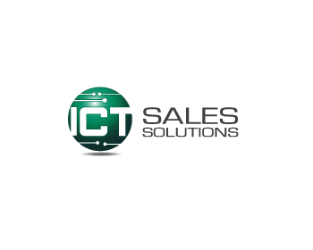 Logo design for ICT Sales Solutions