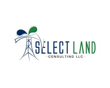 Select Land Consulting, LLC logo design