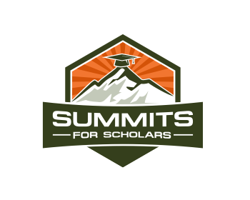 Summits for Scholars logo design