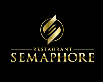 Logo design for Restaurant Semaphore
