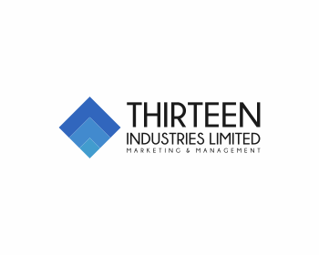 Thirteen Industries Limited logo design