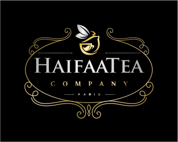 Logo design for Haifaa Tea Company