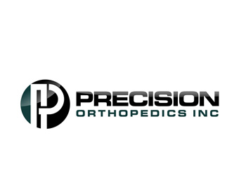 Logo per precision orthopedics Inc