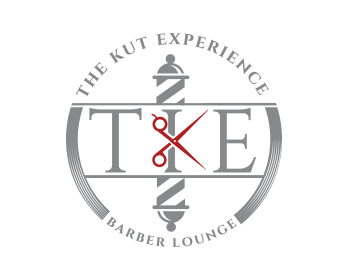 Logo design for TKE- The Kut Experience