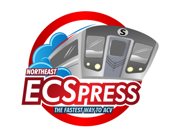 Logo design for Northeast ECSpress