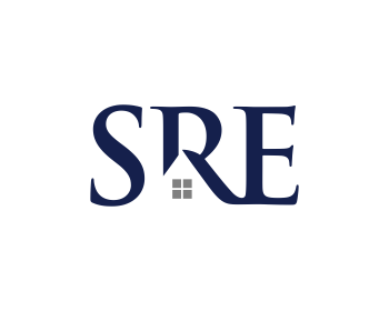 SRE Homes, LLC logo design