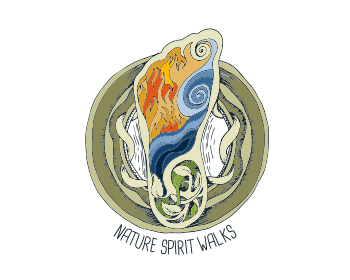 Logo design for Nature Spirit Walks