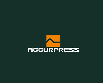 Logo design for Accurpress International Sales
