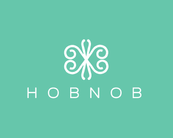 Logo design for Hobnob