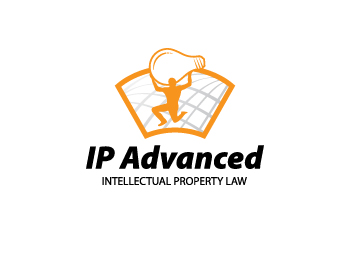 IP Advanced logo design