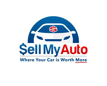 Sell My Auto logo design