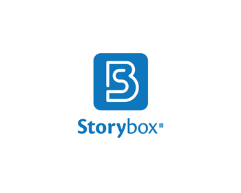 Storybox logo design