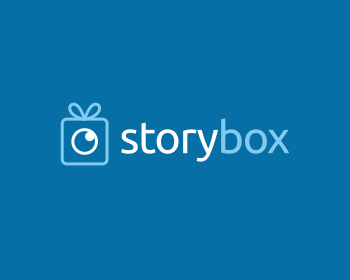 Logo design for Storybox