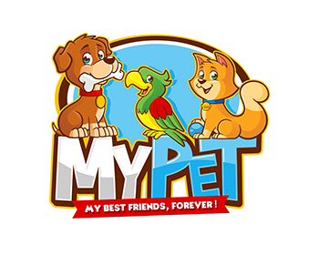 Media logo design for MyPet