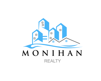 Monihan Realty logo design