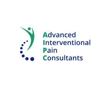 Advanced Interventional Pain Consultants logo design