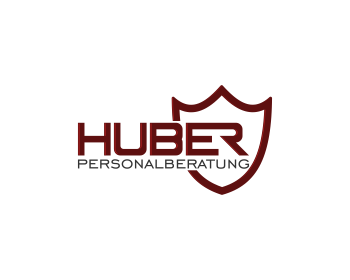Logo design for HUBER Personalberatung