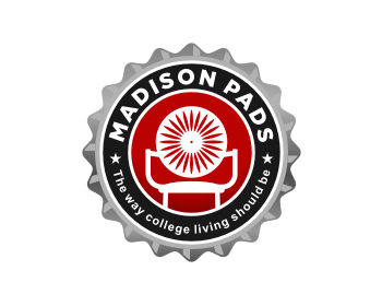 Madison Pads logo design