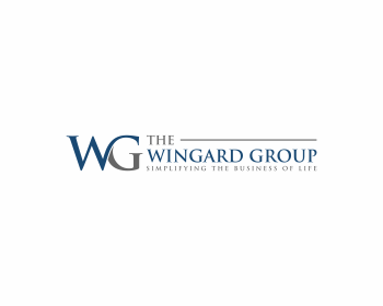 Logo design for The Wingard Group