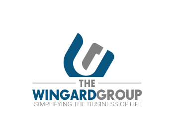 The Wingard Group logo design